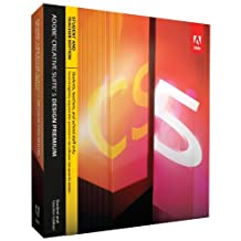 Adobe Creative Suite 5 Design Premium Student & Teacher Edition[OLD VERSION]