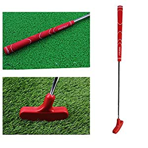 Junior Golf Putter de goma 24 pulgadas útil doble forma ...