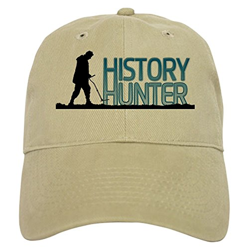 CafePress - History Hunter - Baseball Cap with Adjustable...