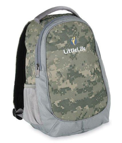LittleLife Adventurer Daysack - Camouflage