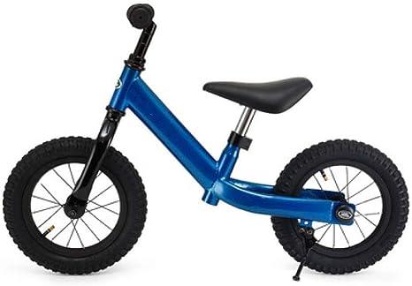 Hejok Bicicleta De Equilibrio Negro - Equilibrio De Bicicletas para NiñOs De 3 AñOs, Bicicleta De Equilibrio Mini AutomóVil para NiñOs Sin Pedales Toboganes BebéS NiñOs NiñAs 1-3-6 AñOs, Blue: Amazon.es: Deportes