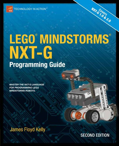 LEGO MINDSTORMS NXT-G Programming Guide (Technology in Action) by Brand: Apress