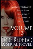 img - for Code Redhead - A Serial Novel: Volume 3 book / textbook / text book