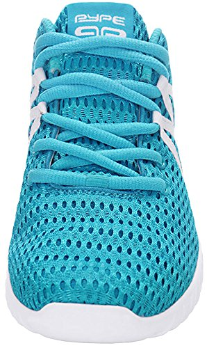 US Shoes uxcell Contrast Training Blue Women Size Color 5 9 waYaOqZ