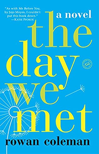 book cover of The Day We Met