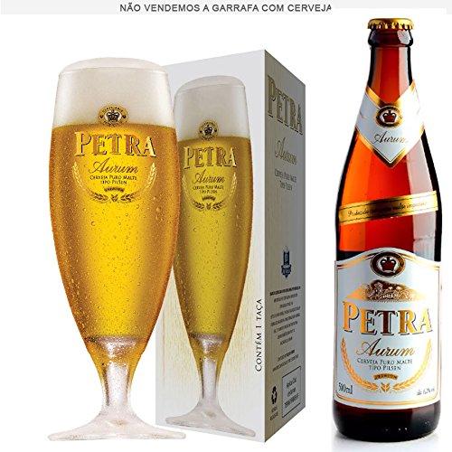 Taça Cerveja Petra Aurum