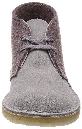 Clarks Originals Desert Boots Damen Grau