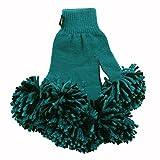 High School Colorz Spirit Fingerz Pom Pom Gloves