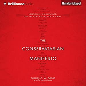The Conservatarian Manifesto Audiobook