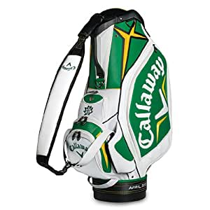 Callaway Masters Limited Edition Staff Bag 2013 (White/Green) NEW