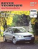 Image de Revue technique de l'Automobile numéro 616.1 : Audi A3 diesel, TDI 90, 110 cv