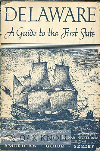 Books : Delaware a Guide to the First State