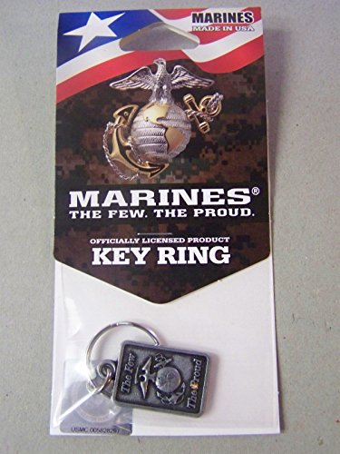 Marines key chain