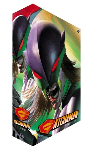 UPC 702727135026, Gatchaman Collection 5 (Vol. 9 and 10)