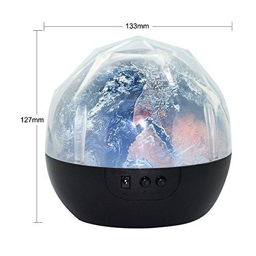 Luz Nocturna Estrellada Sky Planet Magic Planetario Proyector ...