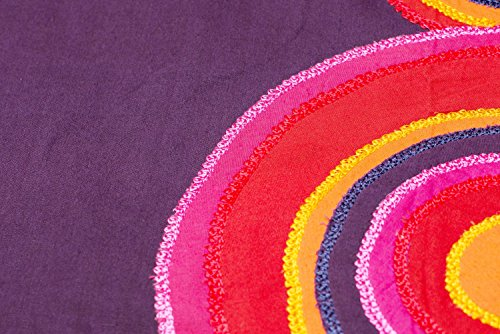 E Gonna Disegni Molti Colori Differenti In Taglie Violetto Ufash Vivaci Estiva Rq0xwPdP