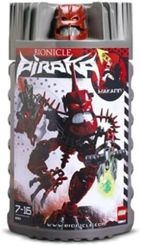 LEGO Bionicle Piraka 8901 complete Hakann