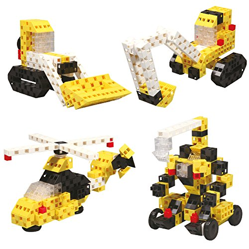Click Brick Mighty Machines 100pc product image