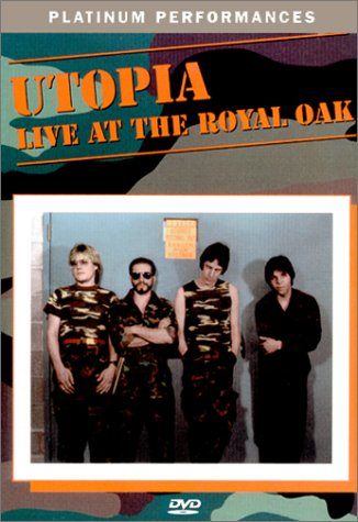 Utopia - Live at the Royal Oak by Bmg Special Product