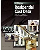 Means Residential Cost Data, , 0876290535