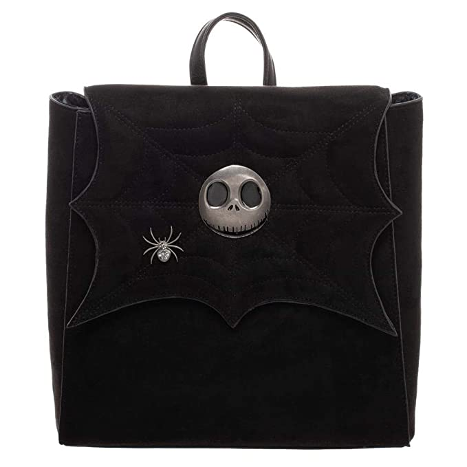5cc1acd2609 Image Unavailable. Image not available for. Colour: Mini Jack Skellington  Backpack Nightmare Before Christmas ...