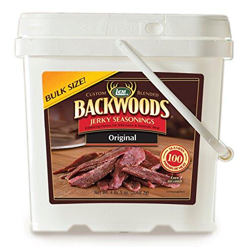 LEM Original Jerky Seasoning Bucket