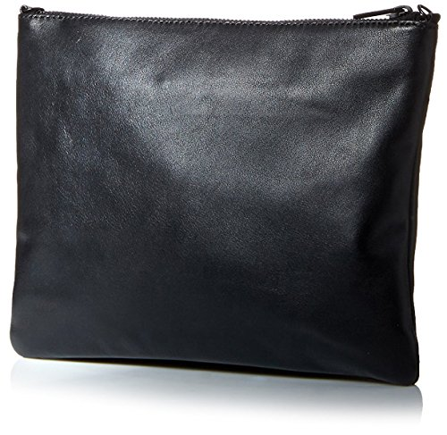 Bag Loeffler Randall Women's Body Double Cross Black Pouch CHYqZwC