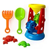 Newin Star Sand and Water Mill Play Set