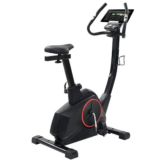 yorten Bicicleta estática magnética con medidor de Pulso ...