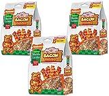 Cheap Nylabone Healthy Edibles Bacon Buddies Value 3 Shapes 15pk