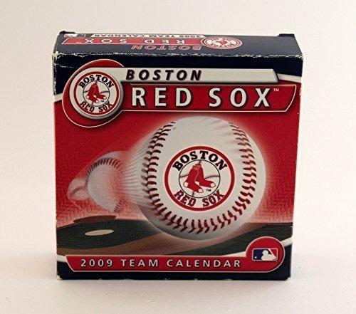 Boston Red Sox 2009 Box Calendar (2009 Box Calendar)