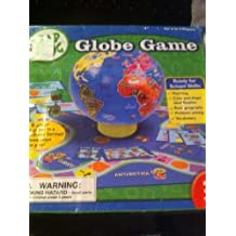 LEAP FROG Globe Game 3 + Years by Cardinal