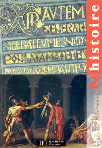 Histoire niveau seconde : livre de l