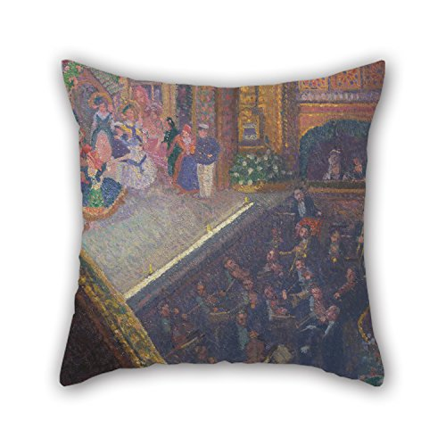 (Artistdecor 20 X 20 Inches / 50 By 50 Cm Oil Painting Spencer Frederick Gore - Ballet Scene From 'On The Sands' Pillow Shams,2 Sides Is Fit For Wedding,bedding,girls,family,festival,kitchen)