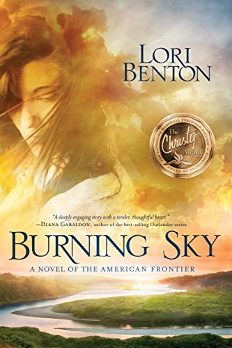 Burning Sky: A Novel of the American Frontier by WaterBrook Press