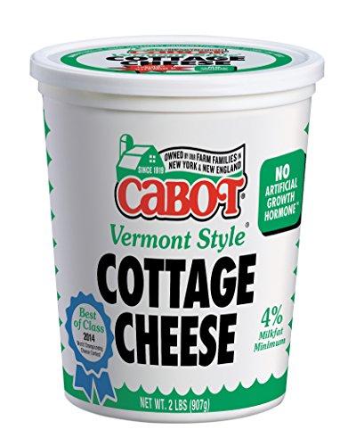 cabot regular cottage cheese 2lb amazon com grocery gourmet food rh amazon com