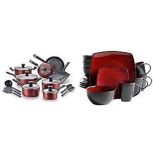 T-fal, Dishwasher Safe Cookware Set