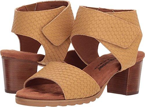 Walking Cradles Women's NOX Camel Cut Snake Leather 8.5 D US by Walking Cradles