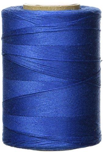 (Star Thread V37-009 3-Ply 30wt T-35 Cotton Quilting & Craft Thread, 1200 yd, Yale Blue)