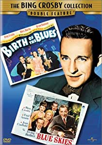 Birth Of The Blues/Blue Skies - Double Feature