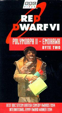 UPC 794051109439, Red Dwarf VI - Byte Two: Polymorph II - Emohawk [VHS]