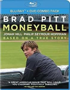 NEW Pitt/hill/hoffman/wright - Moneyball (Blu-ray)