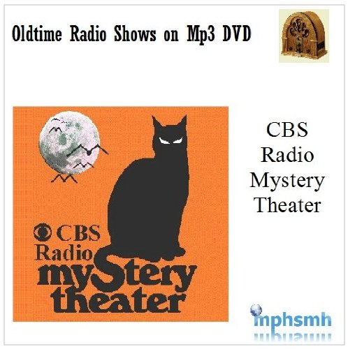 CBS Radio Mystery Theater Complete Series (CBS Radio Mystery Theater, Complete Series 1974-1982)