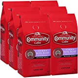 Community Coffee Premium Coffee 12 Ounce (Pack of 6) (5 Star Hotel Blend)
