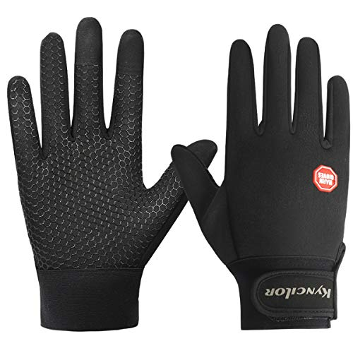 Winter Running Gloves Touchscreen Thermal Gloves Men Women Winter Windproof