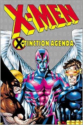 Amazon.com: X-Men: X-Tinction Agenda (9780871359223): Chris ...