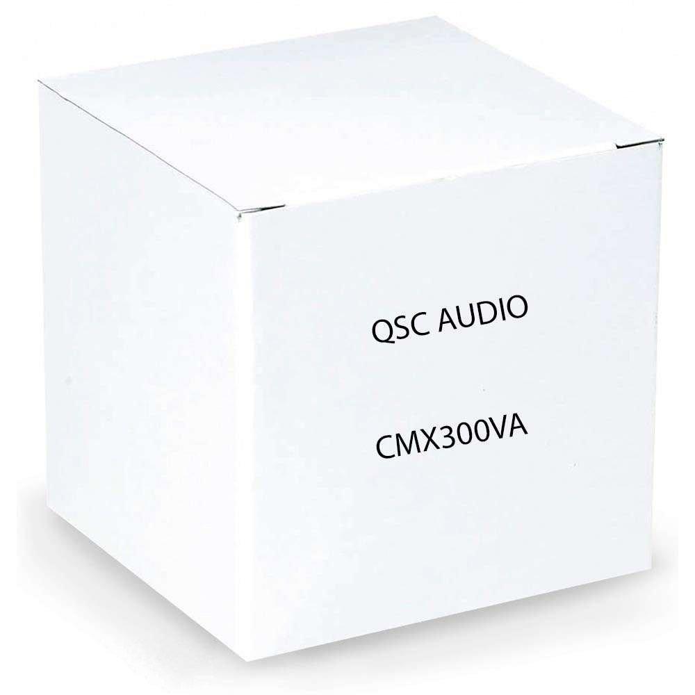 QSC CMX300V 2-Ch Low Imp./ 70V Contractor Power Amplifier