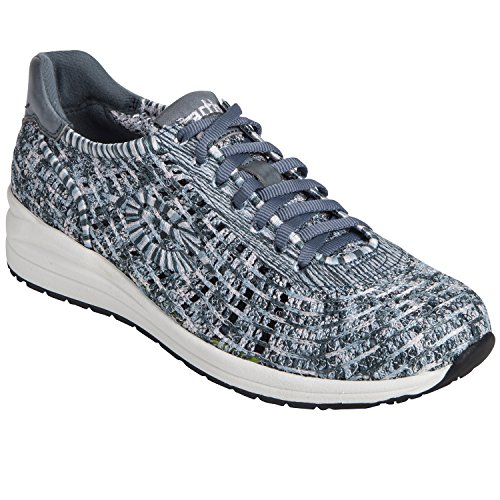 Earth Womens Vital Dusty Blue Sneaker – 8