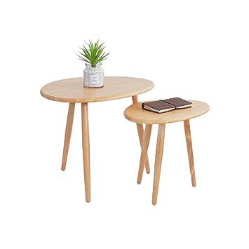 Kxbymx Table Pliante Simple Combinaison De Table Basse Nordique