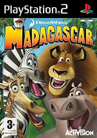 Madagascar PS2 Amazoncouk PC Video Games